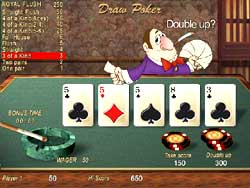 JVL iTouch8 Draw Poker From BMI Gaming