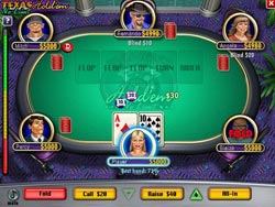 JVL iTouch8 Texas Hold'em No Limit Poker From BMI Gaming