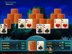 JVL iTouch8 Triple Towers From BMI Gaming