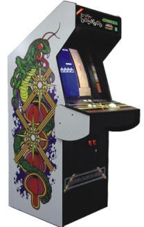 Centipede, Millipede, Missile Command and Let's Go Bowling Video Arcade Game By Team Play - Coin Operated