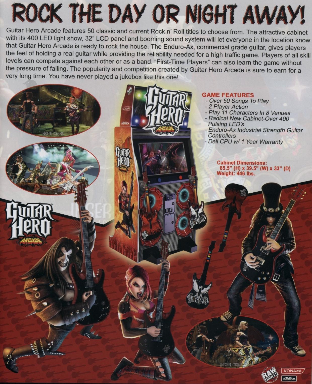 guitar-hero-arcade-video-game-brochure-k