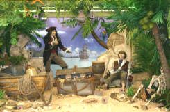 Pirates Shooting Gallery From Pan Amusements