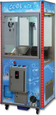 Cool Age Refrigerated Candy Crane Machine