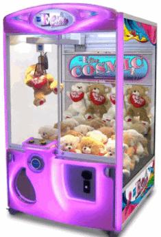 elaut claw machine