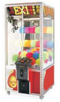 EX1 900 Series Crane Redemption Game From Elaut USA