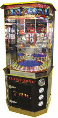 Lucky Zone Coin Redemption Game From Coast To Coast Entertainment