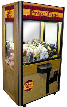 Discontinued Redemption Arcade Games - Reference Page P-P