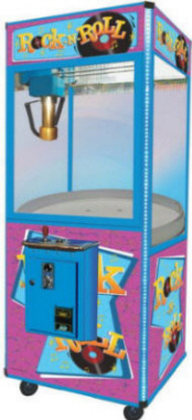 Rock N Roll Magnetic Rotary Crane Machine From Coast To Coast Entertainment