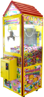 Sweet Shoppe Candy Crane Game