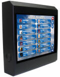 NSM BGM / Background Music Center Internet Jukebox From NSM Music - Side View