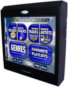 NSM BGM / Background Music Center Internet Jukebox From NSM Music