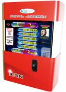 NSM Icon Internet Jukebox From NSM Music - Red