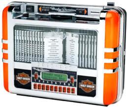 Rock-Ola Wallette Harley Davidson Remote Jukebox Wallbox Controller | Model BB-70122-AA