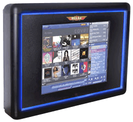 Rock-Ola Mystic Music Center Compact Digital Touchscreen Jukebox | Model J-70252-A