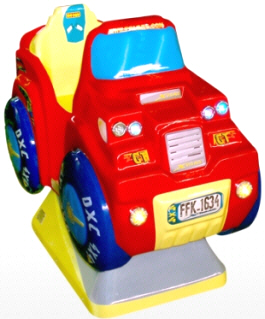 4x4 Compact Offroad Car Kiddie Ride From Falgas