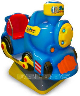 Funny Train Kiddie Ride - 33478 | Falgas