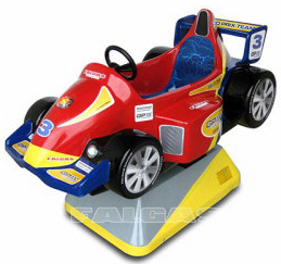 GP1 Chrono Kiddie Ride - 34200  | Falgas