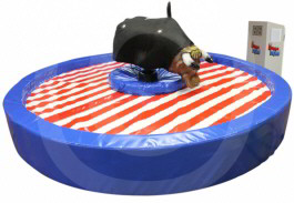 Little Bull Rider Mechanical Bull Ride - Falgas