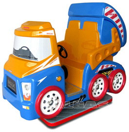 Max Super Truck Kiddy Ride - Falgas