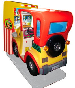 Pivo Vivo Classic Car Kiddie Ride - 34044  | Falgas