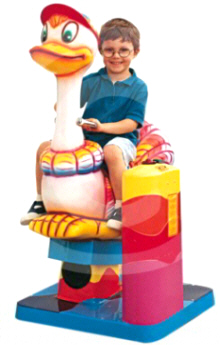 Roadrunner Kiddie Ride - Falgas