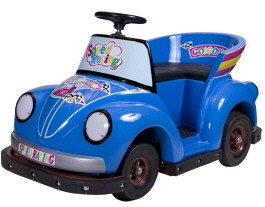 Speed Racing Car - Battery Powered Kiddy Ride