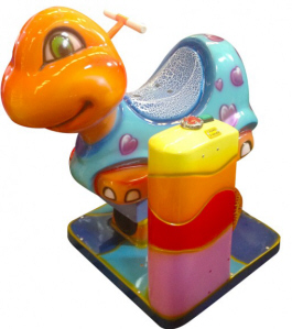 Speedy Turtle Kiddie Ride - 21126  |  From Falgas Amusement Rides