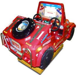 Trans Dakar II 4 Wheel Drive 4WD Kiddie Ride - 33753  | Falgas