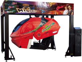 Mini Rider 3D - 4D Motion Simulator Attraction Ride From Simuline