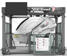Mini Rider3D Motion Simulator Attraction Ride | 2015 Model