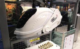 Mini Rider 3D - 4D Motion Simulator Attraction Ride Cockpit