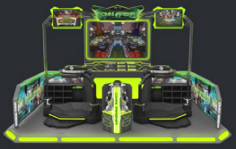 Omni Arena VR Arcade Gaming System - 2 Player Model From UNIS