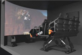 Motion Simulator Rides 3d 4d 7d Motion Theaters And