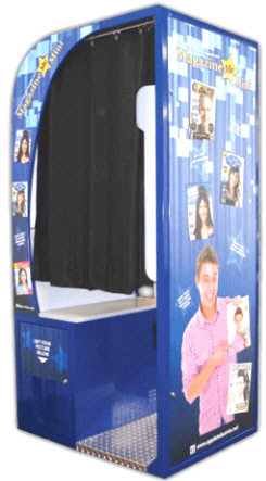 Face Place Magazine Me Mini Photo Booth From Apple Industries