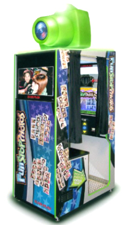 Fun Stop Photos Color Digital Photo Booth From Team Play, Inc.