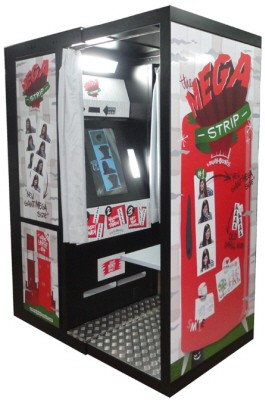 Mega Strip Photo Booth