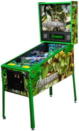 Avenger HULK Limited Edition / LE Pinball Machine From Stern Pinball