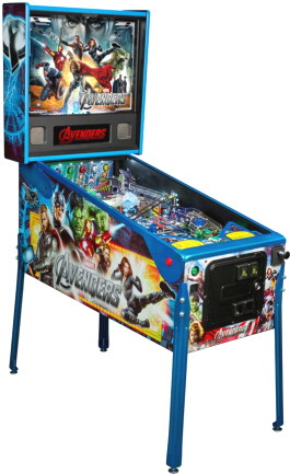 Avenger Limited Edition / LE Pinball Machine From Stern Pinball