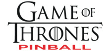 Game Of Thrones Pinball Machine Logo