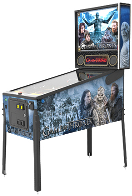 Game Of Thrones Premium Model Pinball Machine