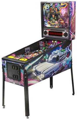 GhostBusters Pinball Machine - Pro / Professional Model From Stern Pinball