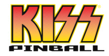 KISS Pinball Machine Logo