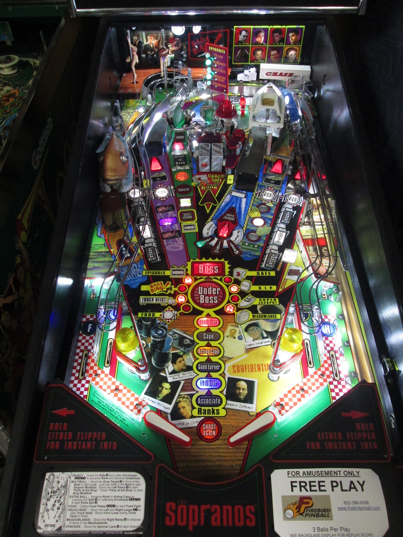 star wars pinball how to add forth ball