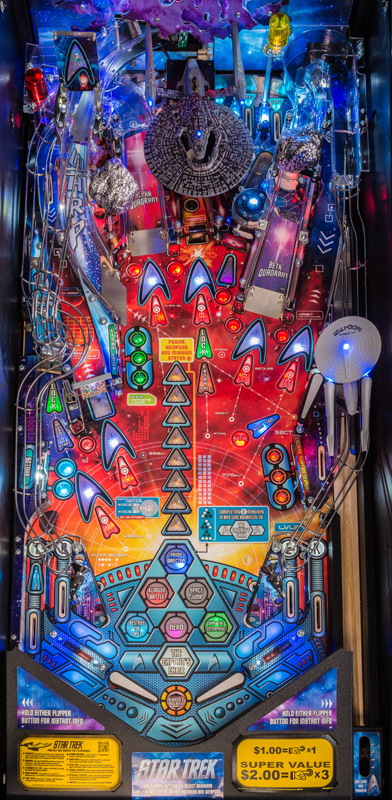 Discontinued Pinball Machines Reference Page S S