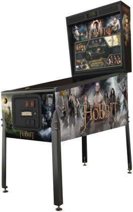 The Hobbit Pinball Machine - Limited Edition