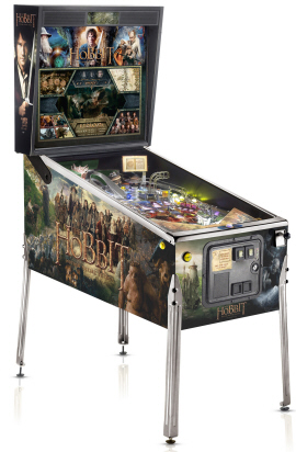 The Hobbit Pinball Machine - Standard Edition