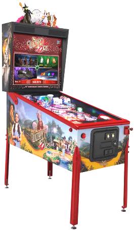 Wizard Of Oz 75th Anniversary Limited Edtion Pinball Machine