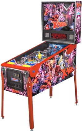 X-Men Magneto Limited Edition Pinball Machine From Stern Pinball