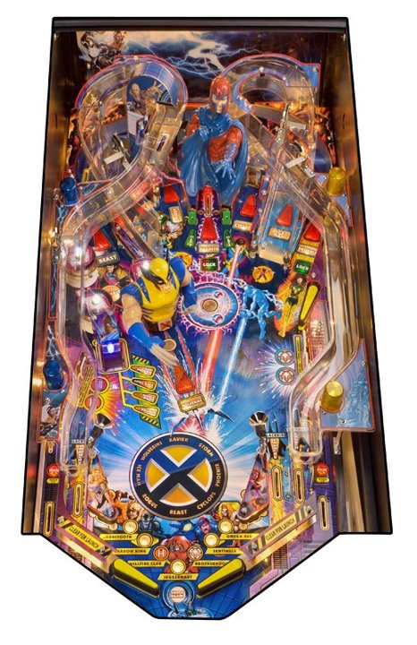 """Z/"""" /""""U Playfield Protectors for Pinball Machines"""