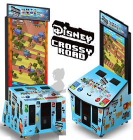 Disney Crossy Road Arcade Video Games